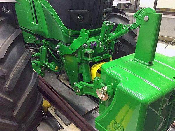 Запчасти John Deere для трактора